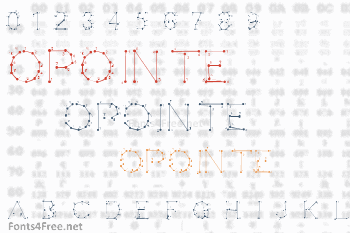 Opointe Font