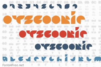 Otscookie Font