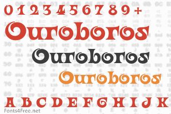 Ouroboros Font