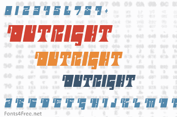 Outright Font