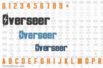 Overseer Font