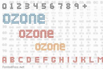 Ozone Font
