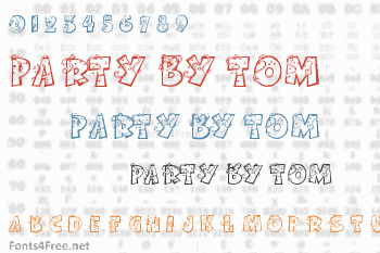 Party by Tom Font