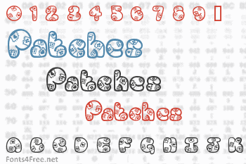 Patches Font