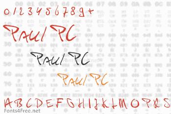 Paul PC Font