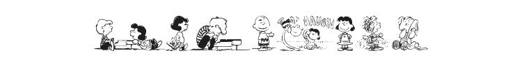 Peanuts Gang Dings