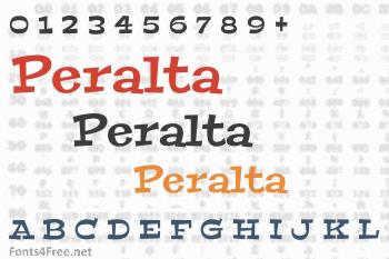 Peralta Font