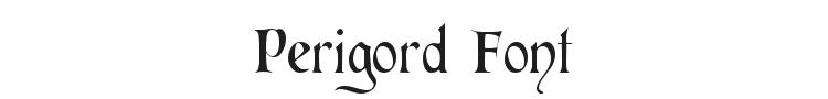 Perigord Font