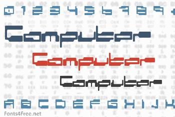 Personal Computer Font