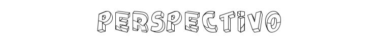 Perspectivo Font Preview