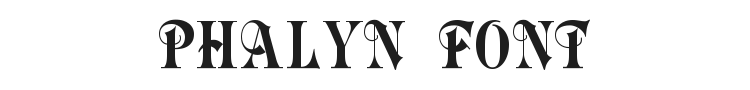 Phalyn Font Preview