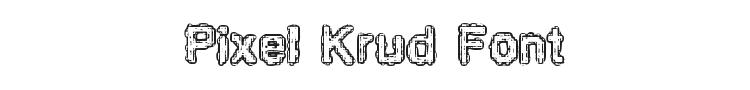 Pixel Krud