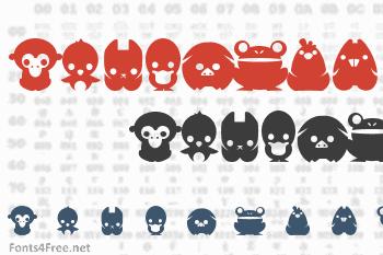 Pixelfarms Pets Font