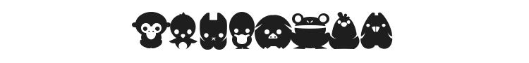 Pixelfarms Pets Font Preview