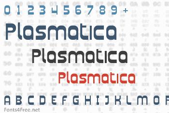 Plasmatica Font