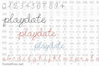 Playdate Font