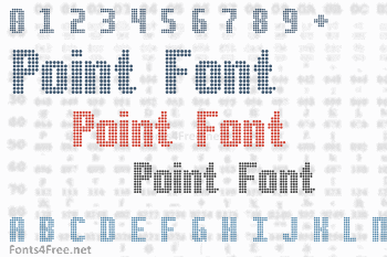 Point Font