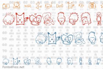 Pokemona Font