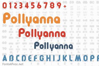 Pollyanna Font