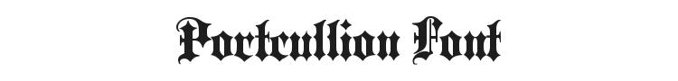 Portcullion