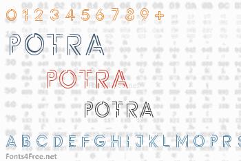Potra Font