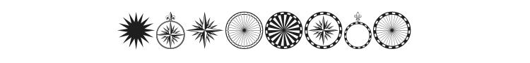 PR Compass Rose