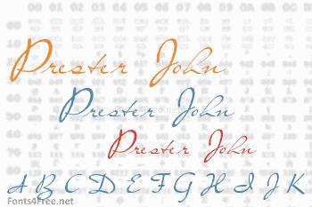 Prester John Font