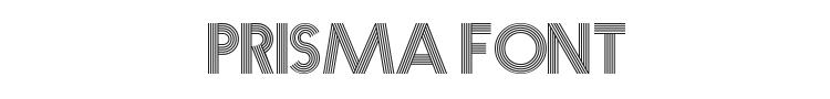 Prisma Font