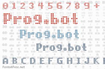 Prog.bot Font
