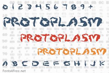 Protoplasm Font