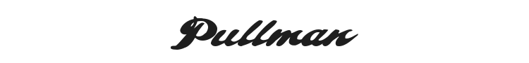 Pullman Font Preview