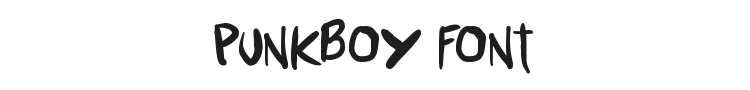Punkboy Font