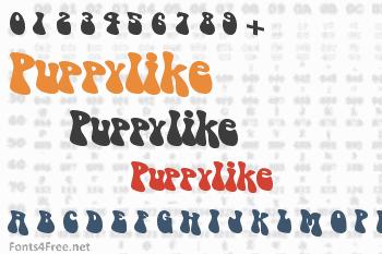 Puppylike Font