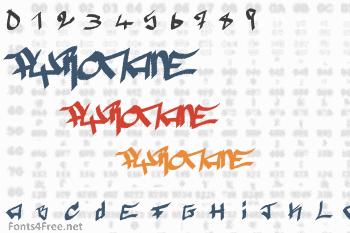 Pyromane Font