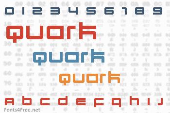 Quark Font