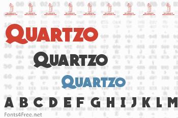 Quartzo Font