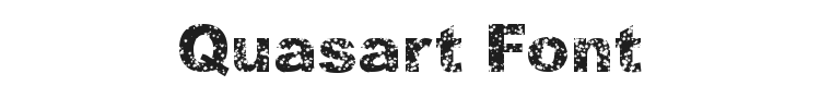 Quasart Font Preview