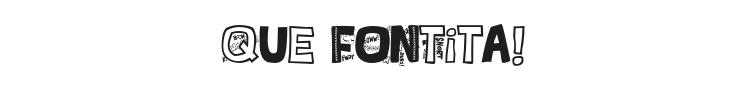 Que FONTita! Font Preview