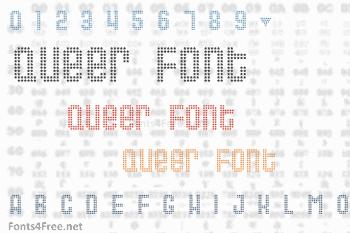 Queer Font