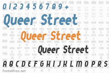Queer Street Font