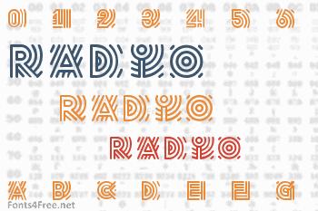 Radio Font