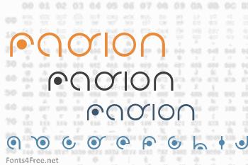 Radion Font