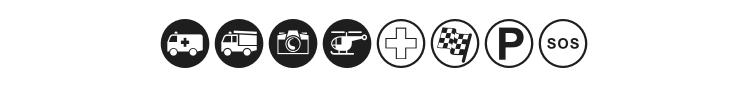 Rally Symbols