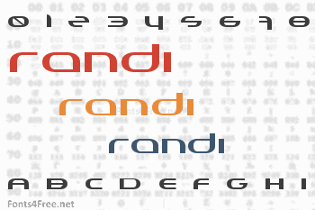 Randi Font