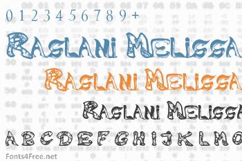 Raslani Melissa Font