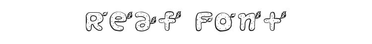 Reaf Font Preview