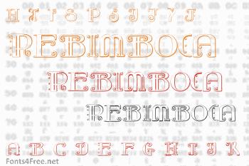 Rebimboca Font