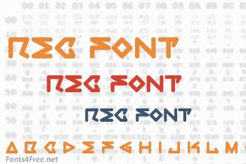 Rec Font