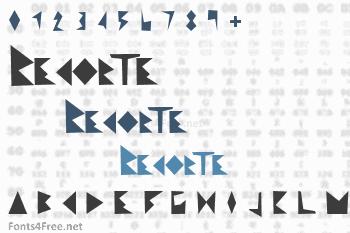 Recorte Font