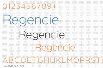 Regencie Font